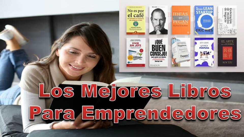Los Mejores Libros para Emprendedores en Español