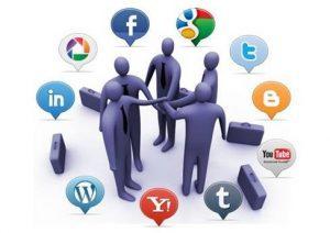 Sitios web de Redes sociales
