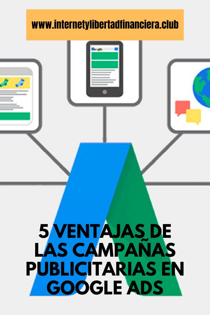 Campañas Publicitarias en Google