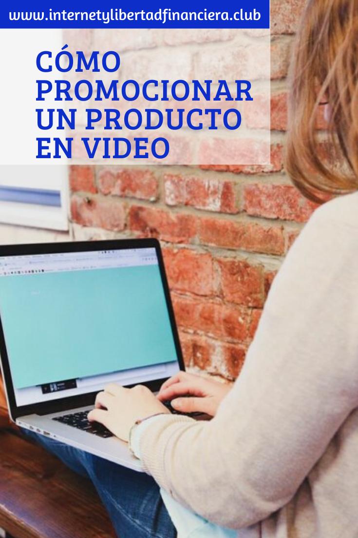 Cómo Promocionar un Producto en Video