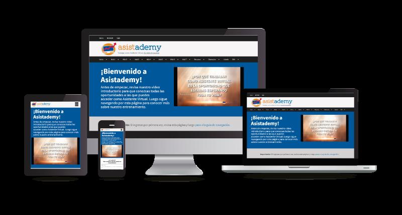 Asistacademy review en español