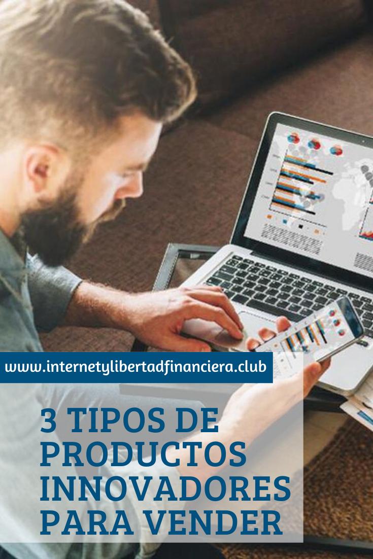 Productos Innovadores para Vender