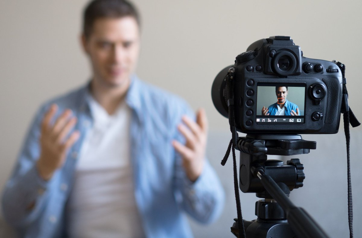 como crear productos en video